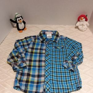 Krickets cute and colourful shirt